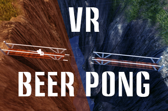VR Game VR Beer Pong