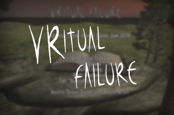 VR Game VRitual Failure