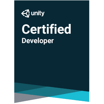 Unity Certified Developer